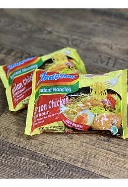 Indomie Onion Chicken Flavour