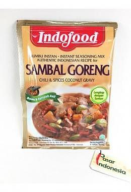 Indofood Seasoning for Chili & Spices Coconut Gravy