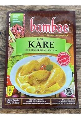 Bamboe Seasoning for Javanese Curry