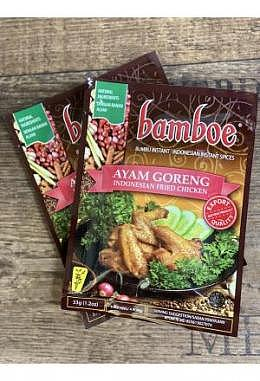 Bamboe Seasoning for Fried Chicken