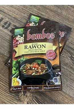 Bamboe Seasoning for East Java Meat Soup