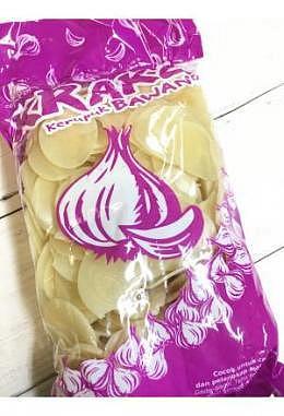 Finna Krakz Tapioca Cracker with Garlic Flavour