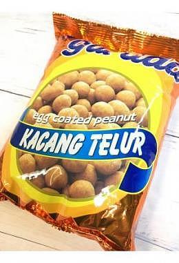 Garuda Coated Peanuts Snack Sweet