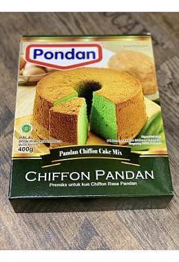 Myone Pandan Chiffon Cake Mix