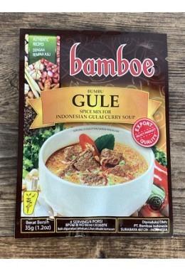 Bamboe Seasoning for Gulai Curry Soup