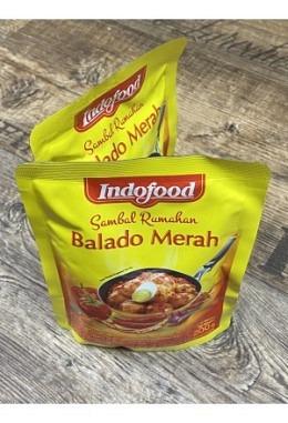 Indofood Balado Merah, Sambal Rumahan