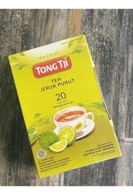 Tong Tji Teh Jeruk Purut