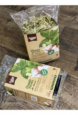 Ladanglima Mie Sayur Daun Basil & Bawang Putih