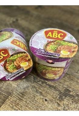 ABC Mi Cup Rasa Ayam Bawang