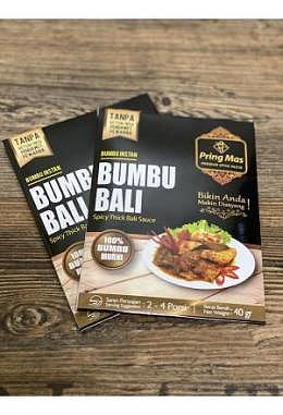 Bumbu Bali PRING MAS