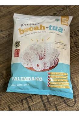 Bocah Tua Palembang Cracker