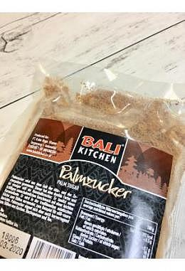 Bali Kitchen Palm Sugar Powder