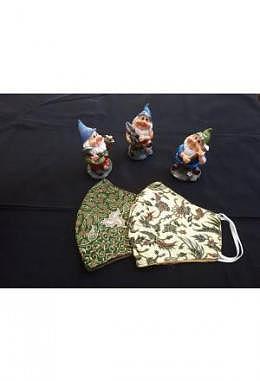 CR Masker Batik