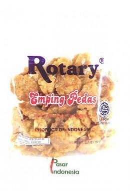 Rotary Hot Sweet Emping