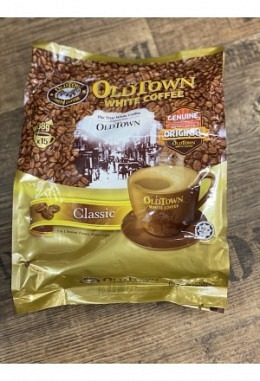 White Coffee Classic 3in1 OLDTOWN