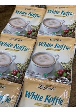 White Koffie Original LUWAK