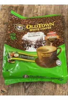 White Coffee Hazelnut Flavour 3in1 OLDTOWN