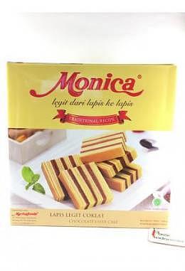 Monica Chocolate Layer Cake