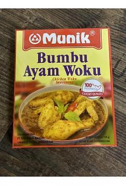 Bumbu Ayam Woku MUNIK
