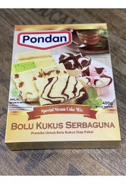 Bolu Kukus Mawar Cake Mix