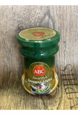 ABC Green Chili Sauce
