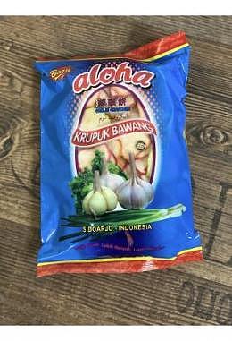 Aloha Garlic Cracker WP