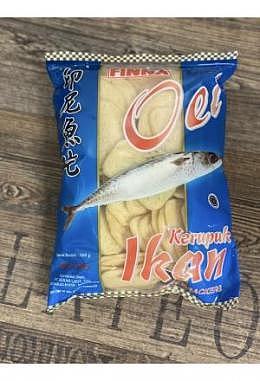 Kerupuk Ikan Oei
