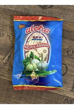 Aloha Garlic Crackers