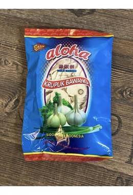 Aloha Garlic Crackers