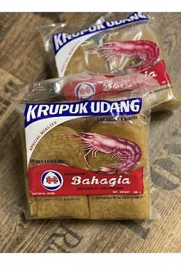 Bahagia Prawn Crackers