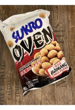 Kacang Sukro Oven Bawang DUA KELINCI