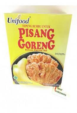 Unifood Banana Fritter Mix