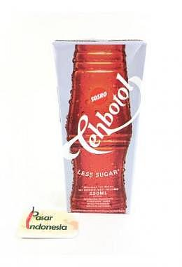 Sosro Teh Botol Less Sugar