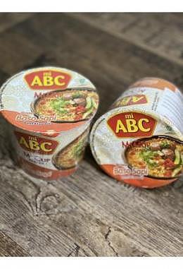 ABC Mi Cup Rasa Baso Sapi